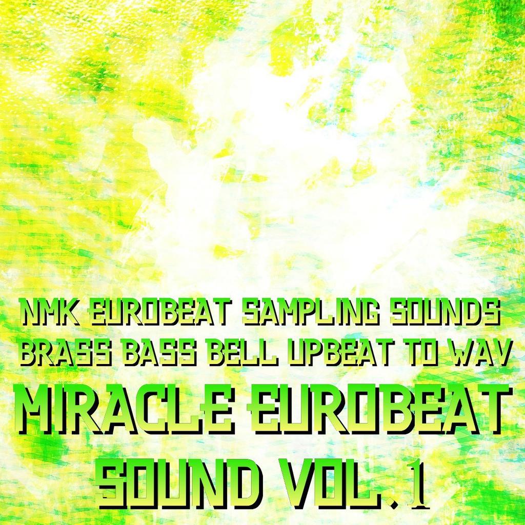 MiracleEurobeatSound Vol.1