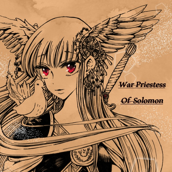 [DL]War Priestess of Solomon