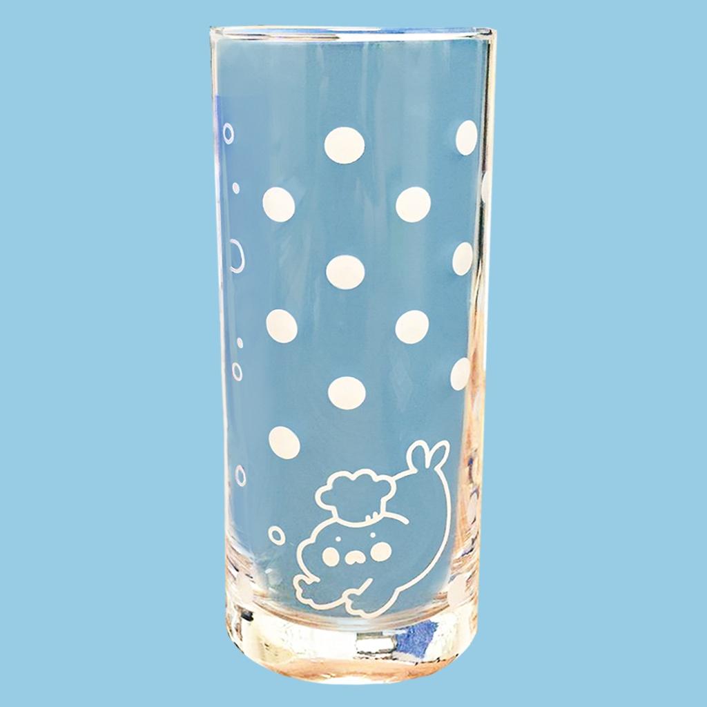 グラスタンブラー(泡)