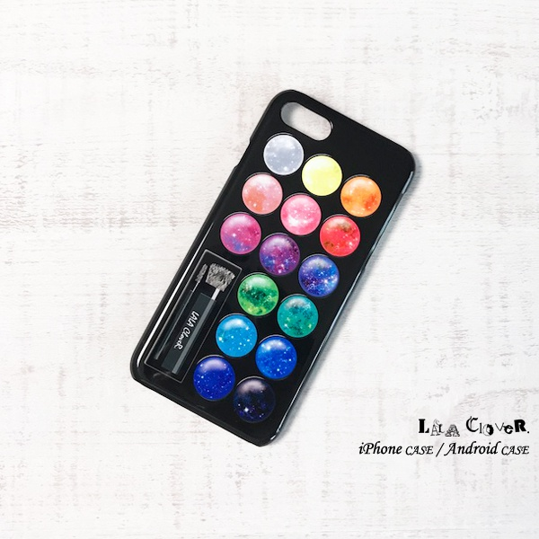 ☆GALAXY Palette iPhoneケース スマホケース