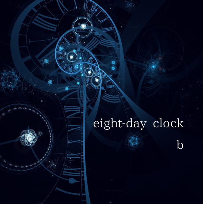 eight-day clock