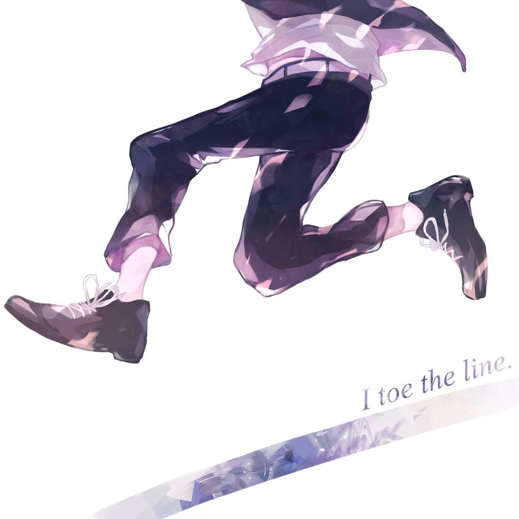 「I toe the line.」 いとえこうき1stミニアルバム