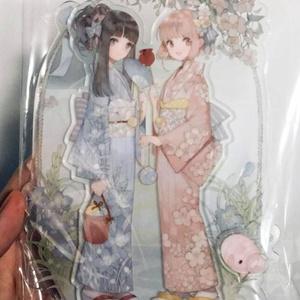 夏のふたり~桜と知世~