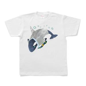 シャチ:Tシャツ