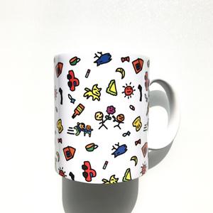 謎のマグカップ
