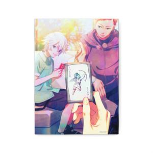 秋赤音ノベル挿絵 複製画(15th/A4サイズ)
