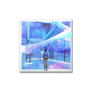 各楽曲ジャケットデザイン 缶バッジ (microser)