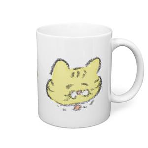 れもFaceマグカップ