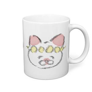 もかFaceマグカップ