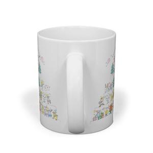 [ちびねこベビーパレードB]マグカップ