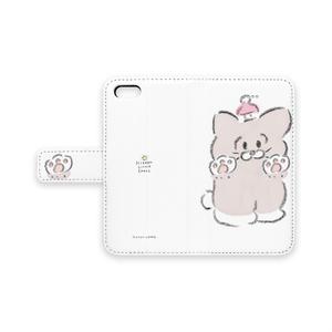 [クロ]手帳型iPhone case