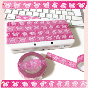 マスキングテープ(ピンク)