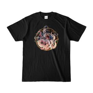 ニャルラトホテプTシャツ