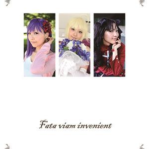 セイバー/凛/桜 コスプレ写真集「Fata viam invenient」