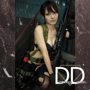 クワイエット コスプレ写真集「D(azzling) D(esire)」