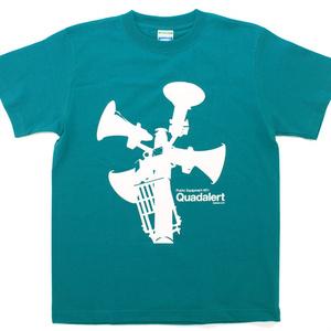 「街中にあるスピーカー」Tシャツ