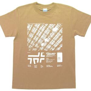 天井Tシャツ(カーキ)