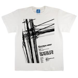 「電線」Tシャツ