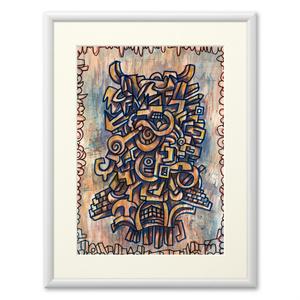 ユウジヒガ作品31『複製画』