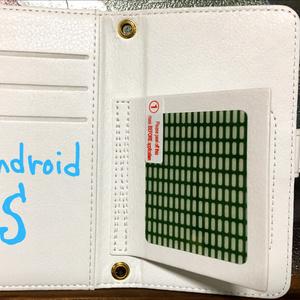 手帳型スマホカバー BIRDMIXカラー Android (iPhone5C)