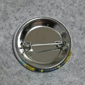 オリジナルキャラクター缶バッジ
