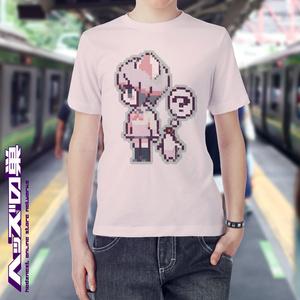 ねこJK ろーれぞTシャツ LP/LY