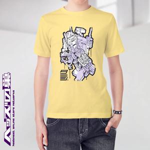 タニシ無線Tシャツ (黄)