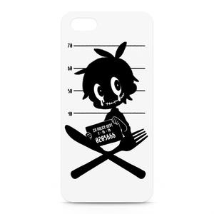 Zombie Restaurant iPhoneケース