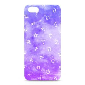 Astrological symbol #Purple - iphone5ケース