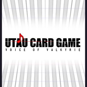 UTAUカードゲーム 自作用白紙カード(5枚セット)