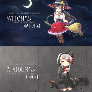 TALES OF THE WITCHCRAFT op.01+02【APOLLO限定パック】
