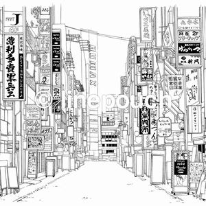 歓楽街(新宿)