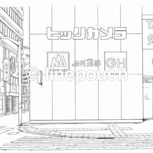 新宿通り1(新宿)