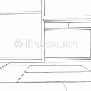 床の間のある座敷
