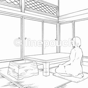 【まとめ割】日本家屋セット2