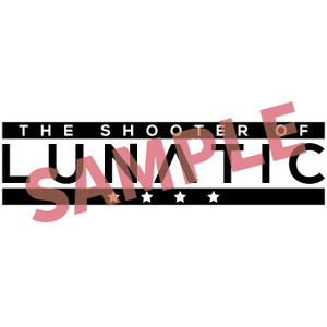 THE SHOOTER OF LUNATIC【東方同人ステッカー】