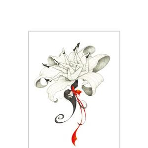 ポストカード「Bouquet」