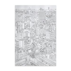 都会のポストカード