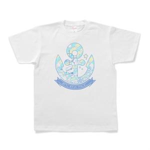マリンTシャツ(パステル/セピア)