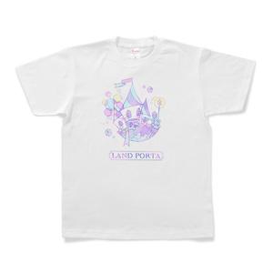 サーカスハウスTシャツ(カラフル/シンプル)