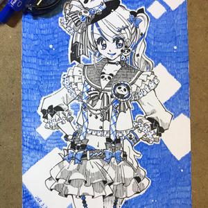 ☆ブルー・パンダガール