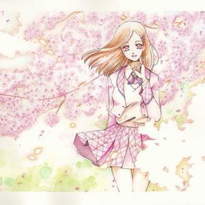 ☆【イラスト原画】はじめまして、恋