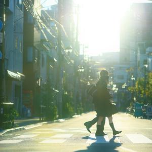 【C93】創作学生写真集/トワエモワ/A4横冊子/50P/フルカラー