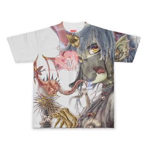 Tシャツ「ドラゴンガール」