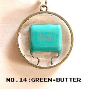 GREEN-BUTTER