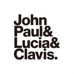 【完売】「ジョン・ポール&ルツィア&クラヴィス.」T シャツ (Mint)