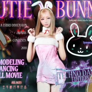 CUTIE BUNNY techno dance edition