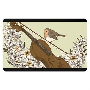 バイオリンICカードステッカー