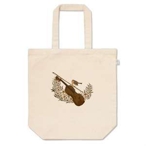 バイオリントートバッグ