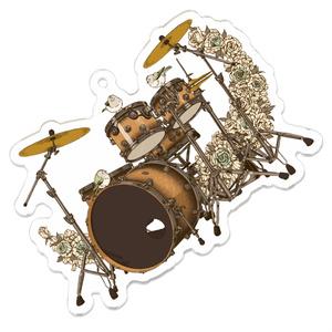ドラムアクリルキーホルダー
